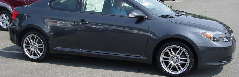 2010 Scion tC Exterior