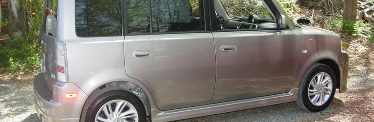 2004 Scion xB Exterior