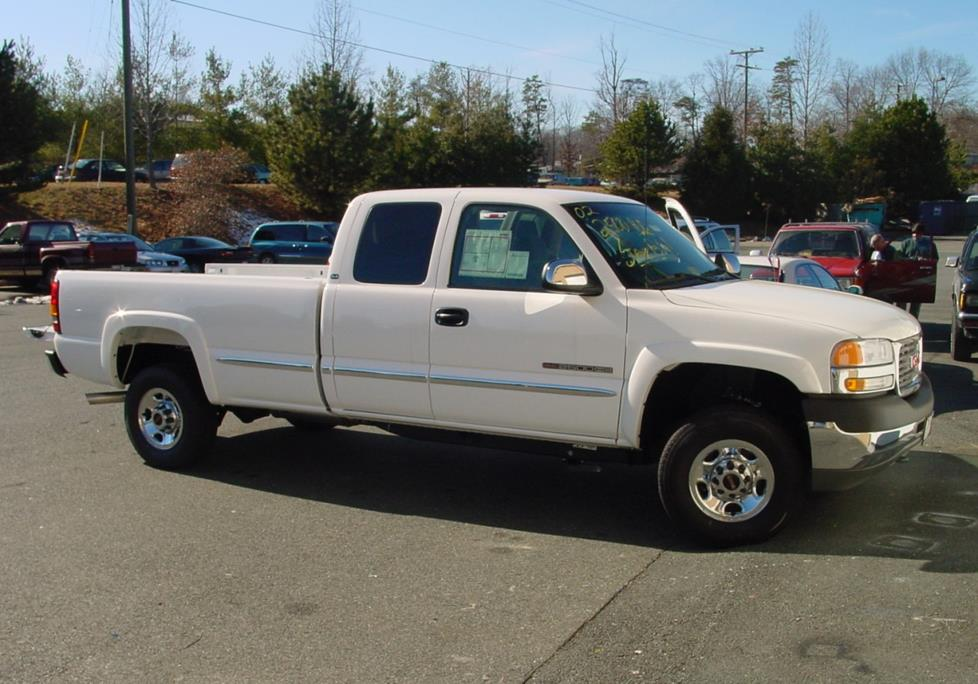 exterior 1999 2002 chevrolet silverado and gmc sierra extended cab car  at bayanpartner.co