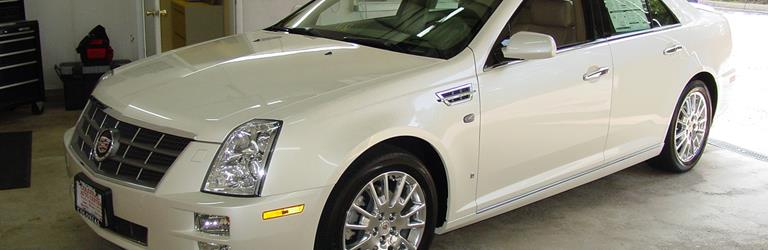 2009 Cadillac STS Exterior