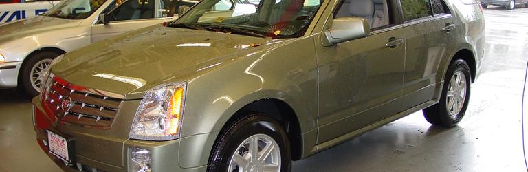 2006 Cadillac SRX - find speakers, stereos, and dash kits that fit