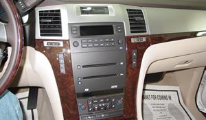2008 Cadillac Escalade EXT Factory Radio