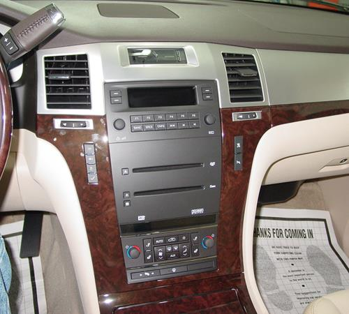 2012 Cadillac Escalade EXT Factory Radio