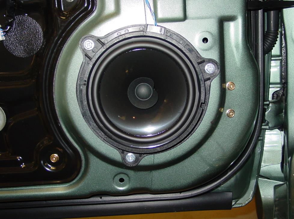 2005 2006 nissan altima car audio profilenissan altima factory 6 3 4 speaker