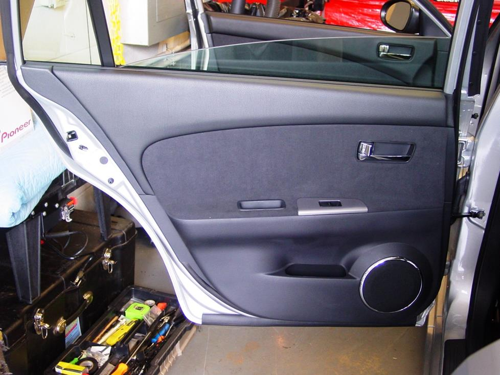 Nissan Altima Bose rear door speaker