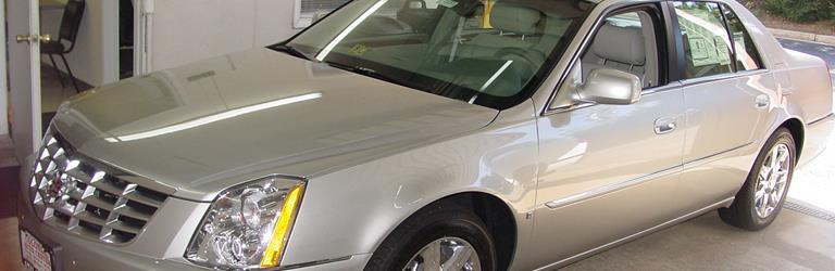2017 Cadillac Dts Exterior