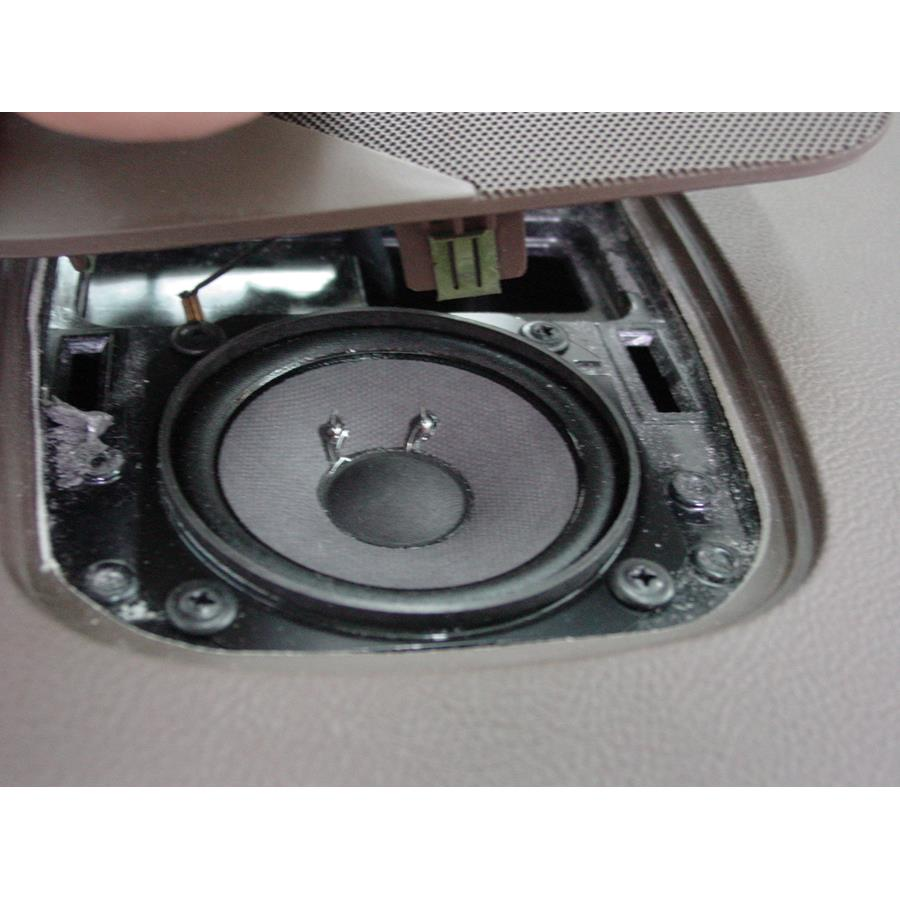 2011 Cadillac DTS Center dash speaker