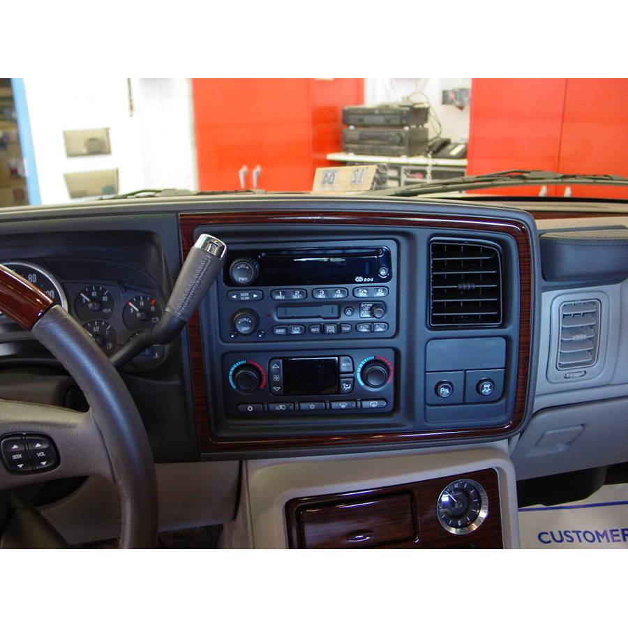 2003 Cadillac Escalade Factory Radio