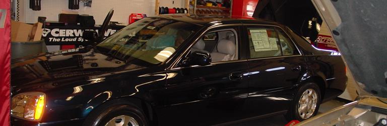 2001 Cadillac Deville Exterior