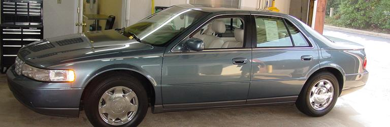 2001 Cadillac Seville Find Speakers Stereos And Dash Kits That
