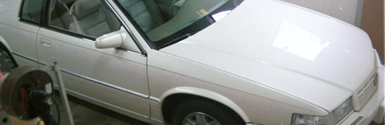 2001 cadillac eldorado exterior 2001 cadillac eldorado exterior