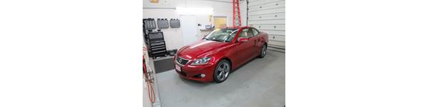 Lexus Is350c