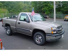 2003-2007 Chevy Silverado and GMC Sierra regular cab