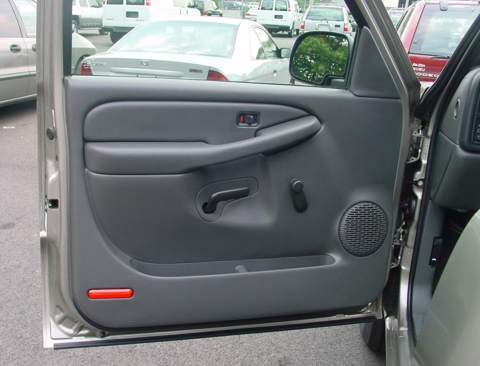 chevy silverado gmc sierra door speaker