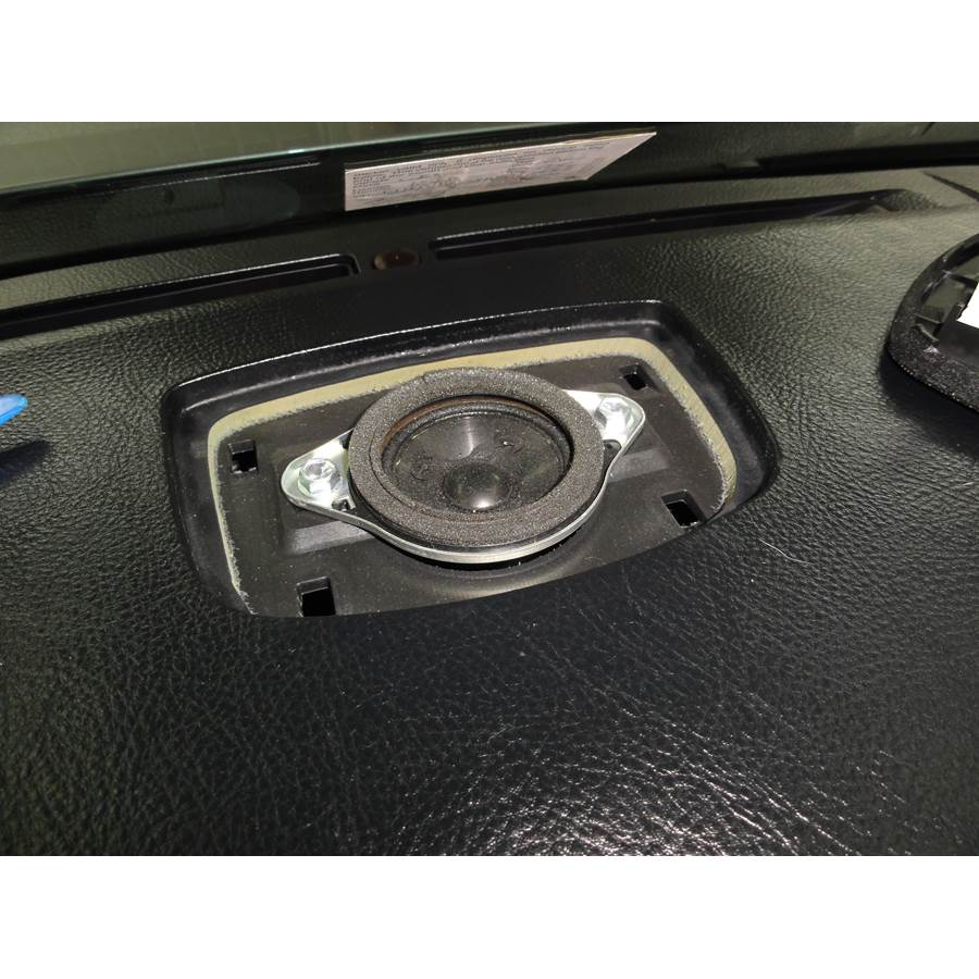 2010 Lexus GS450H Center dash speaker