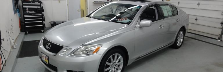 2009 Lexus GS350 - find speakers, stereos, and dash kits