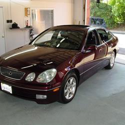 Merveilleux 2000 Lexus GS400 Exterior ...