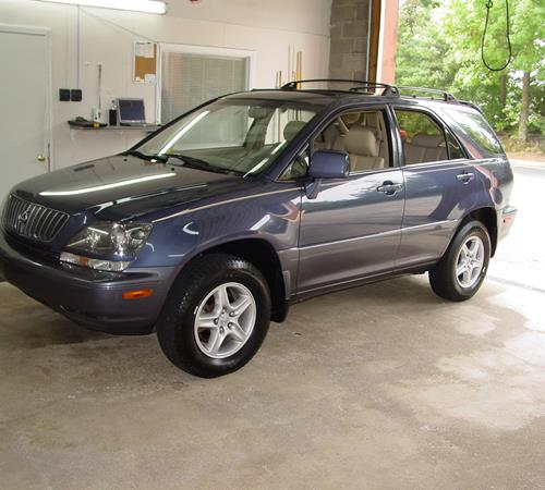 2002 Lexus 300 Rx: Find Speakers, Stereos, And Dash Kits