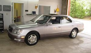1998 Lexus Ls400 Find Speakers Stereos And Dash Kits That Fit Your Car