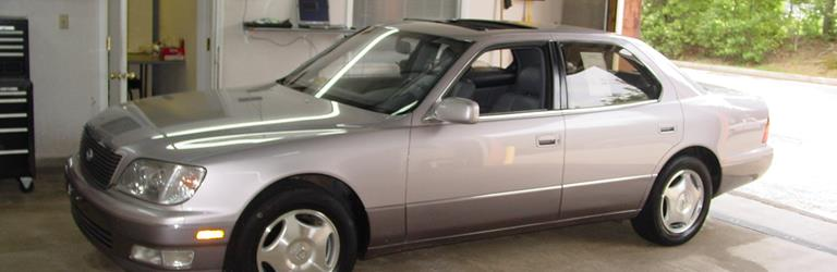 1999 lexus ls400 exterior 1999 lexus ls400 exterior