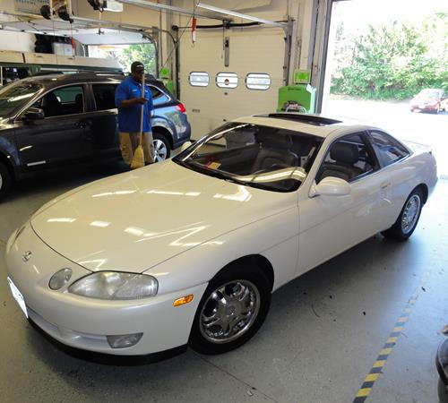 1992 Lexus Sc Exterior: Find Speakers, Stereos, And Dash Kits