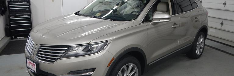 2015 Lincoln MKC Exterior