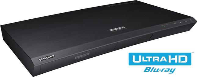 Samsung UBD-K8500 Ultra-HD BLU-RAY PLAYER