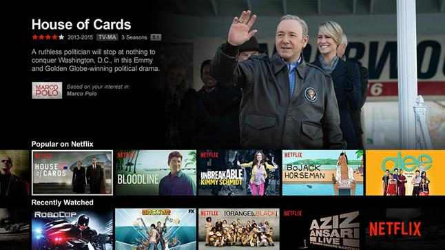 Netflix Screen Image