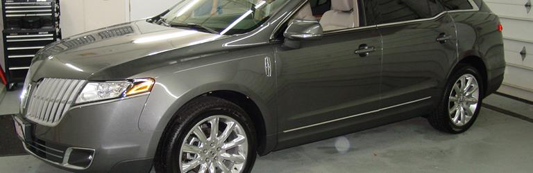 2012 Lincoln MKT Exterior