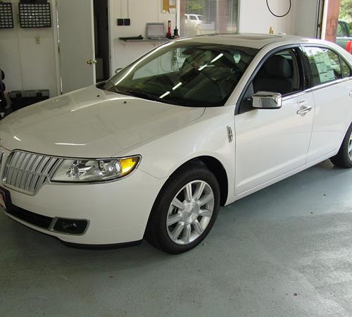2012 Lincoln Mkz Find Speakers Stereos And Dash Kits That Fit