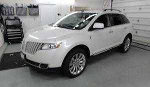 2013 Lincoln MKX Exterior