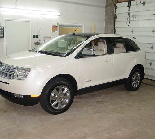 2009 Lincoln MKX Exterior