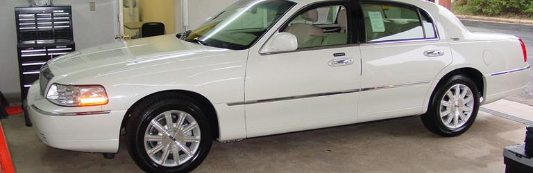 2006 Lincoln Town Car Find Speakers Stereos And Dash Kits That