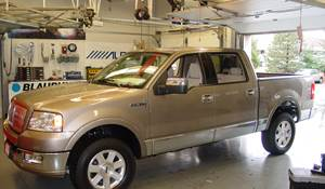 2007 Lincoln Mark LT Exterior
