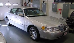 1998 Lincoln Town Car - find speakers, stereos, and dash kits that ...