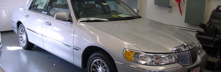 2001 Lincoln Town Car Find Speakers Stereos And Dash Kits That