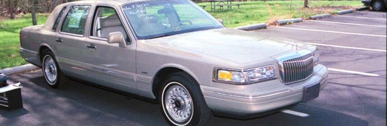 1997 Lincoln Town Car Find Speakers Stereos And Dash Kits That