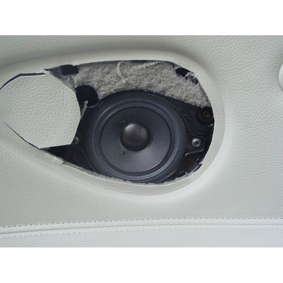 2005 Saab 9-3 Rear side panel speaker