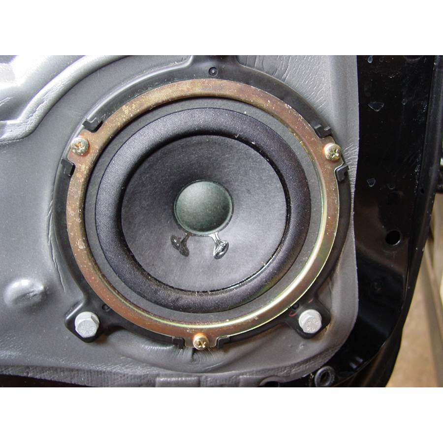 2000 Saab 9-5 Rear door speaker