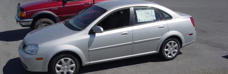 2008 Suzuki Forenza Popular Pkg Kellys Auto Center - Provided by ...