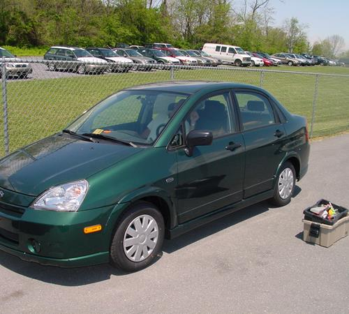 2003 Suzuki Aerio Find Speakers Stereos And Dash Kits That Fit