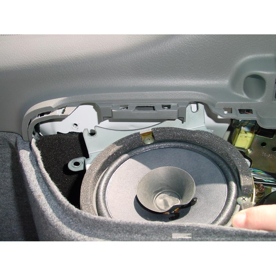 2002 Suzuki Esteem Side panel speaker
