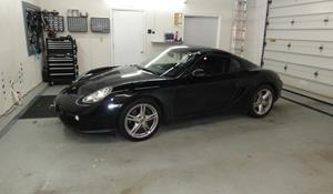 2007 Porsche Cayman - find speakers, stereos, and dash kits