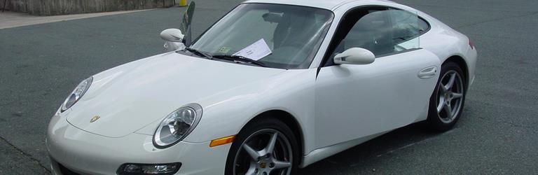 Porsche 911 Audio – Radio, Speaker, Subwoofer, Stereo