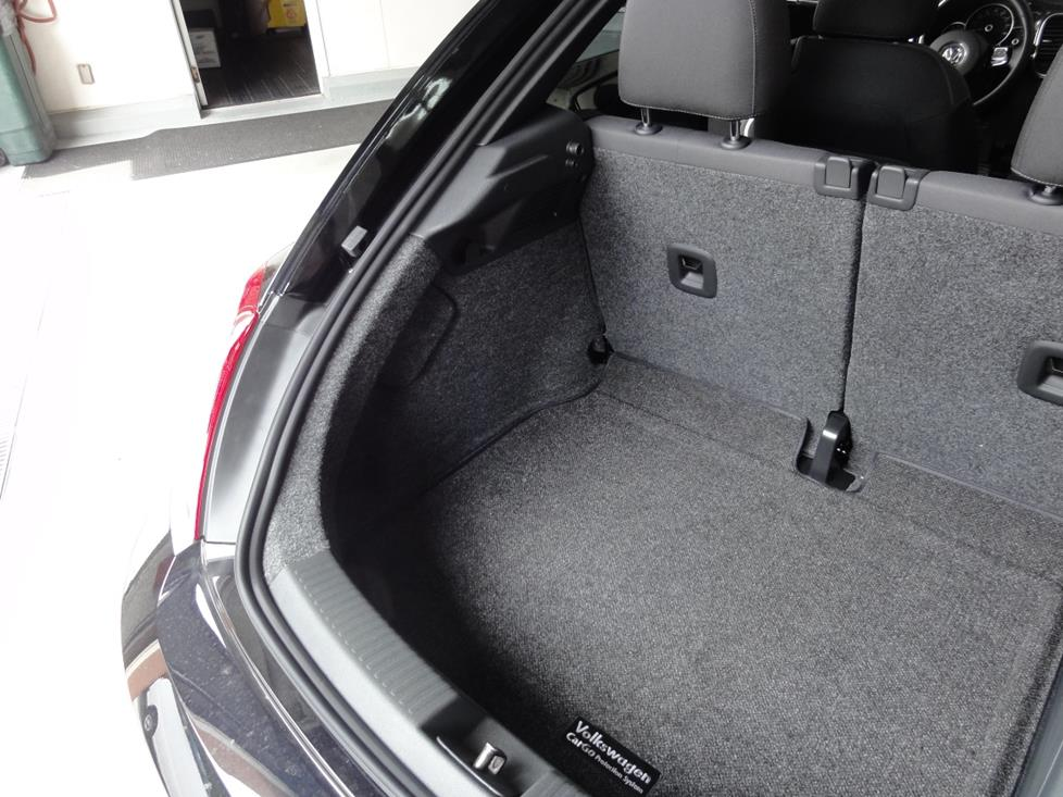 vw beetle trunk