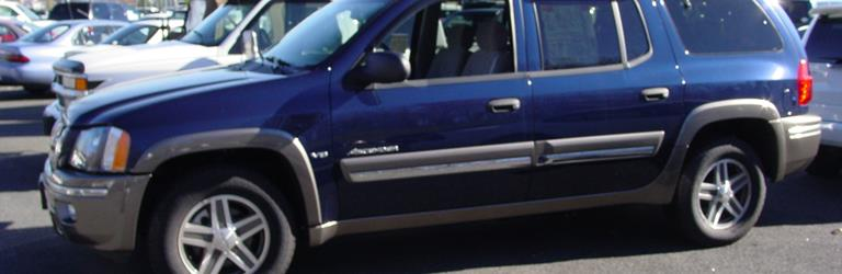 2003 isuzu ascender - find speakers, stereos, and dash kits that fit