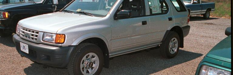 2002 Isuzu Rodeo - find speakers, stereos, and dash kits