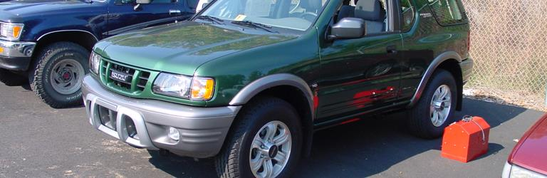 2002 Isuzu Rodeo Sport - find speakers, stereos, and dash