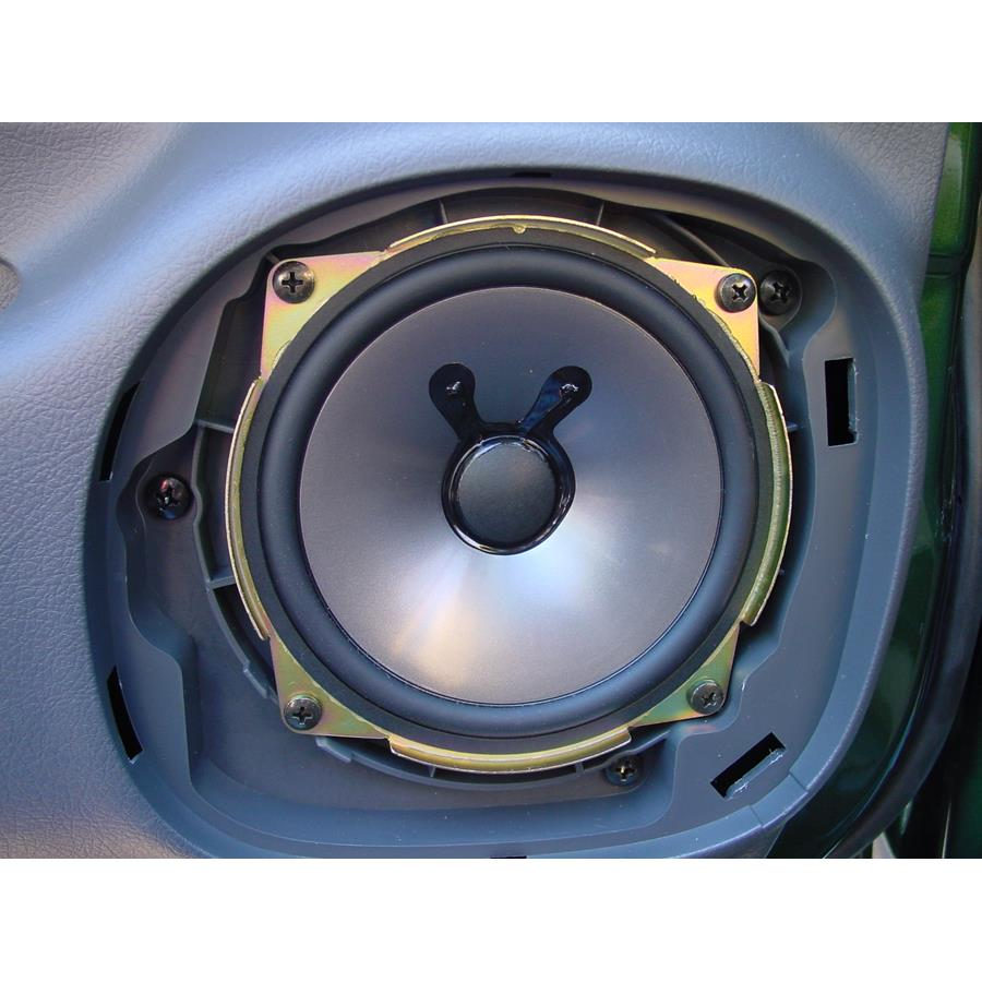 2003 Isuzu Rodeo Sport Front door speaker