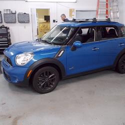 2016 MINI Countryman Exterior